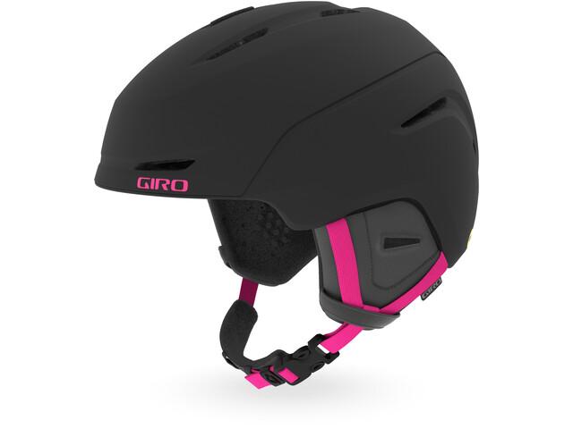 Giro Avera MIPS Kypärä Naiset, matte black/bright/pink